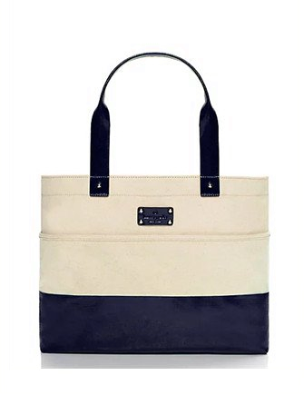 Kate Spade New York Horseshoe Cove Magazine Tote