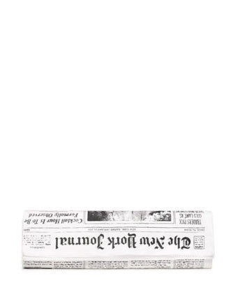 Kate Spade New York Newspaper New York Journal Clutch