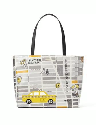 Kate Spade New York Nouveau York New York Francis Tote