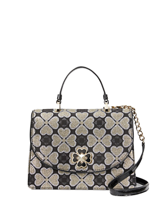 Kate Spade New York Odette Jacquard Small Top Handle satchel