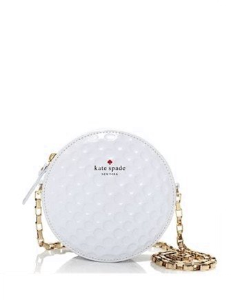 Kate Spade New York On Par Dotty Golf Ball Crossbody