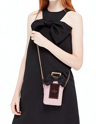 Kate Spade New York On Pointe Perfume Bottle Crossbody