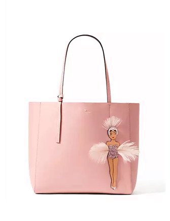 Kate Spade New York On Pointe Showgirl Hallie Tote