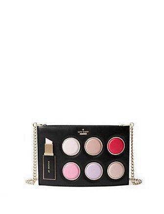 Kate Spade New York Ooh La La Makeup Crossbody