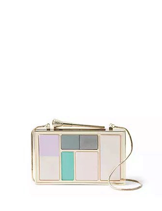 Kate Spade New York Ooh La La Makeup Palette Clutch