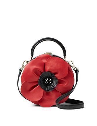 Kate Spade New York Ooh La La Poppy Crossbody