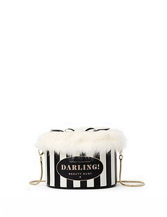 Kate Spade New York Ooh La La Powder Puff Bag