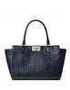 Kate Spade New York Orchard Valley Croc Embossed Kelsey