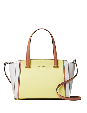 Kate Spade New York Patterson Drive Colorblock Small Geraldine Satchel