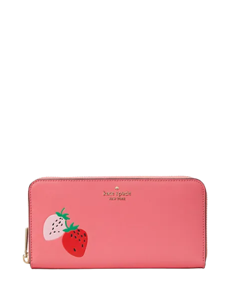 Kate Spade New York Picnic In The Park Large Continental Wallet