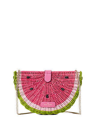 Kate Spade New York Picnic Perfect Watermelon Crossbody