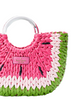 Kate Spade New York Picnic Perfect Watermelon Small Tote
