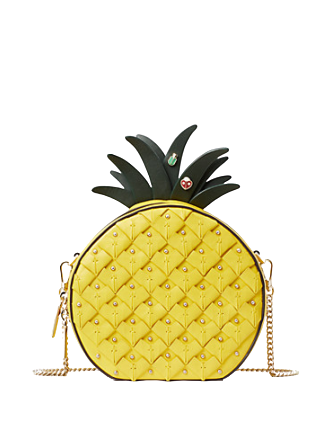 Kate Spade New York Picnic Pineapple Crossbody