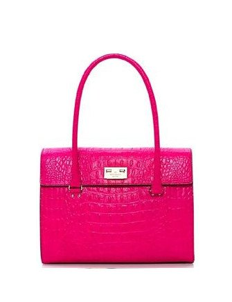Kate Spade New York Orchard Valley Croc Sinclair Shoulder Bag