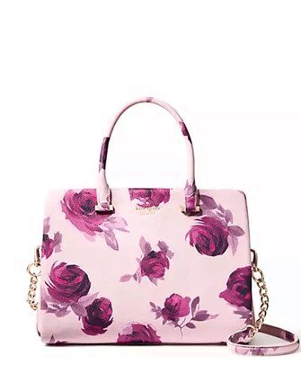 Kate Spade New York Emerson Place Roses Olivera Satchel