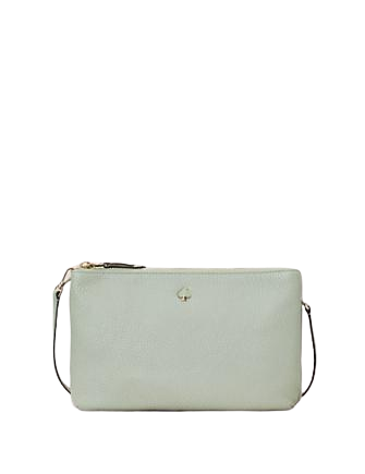 Kate Spade New York Polly Medium Double Gusset Crossbody