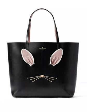 Kate Spade New York Rabbit Little Len Hop To It Tote