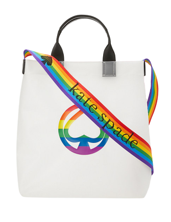 Kate Spade New York Rainbow Tote
