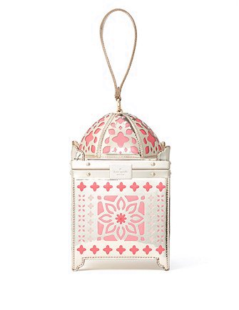 Kate Spade New York Rambling Roses Lantern Bag