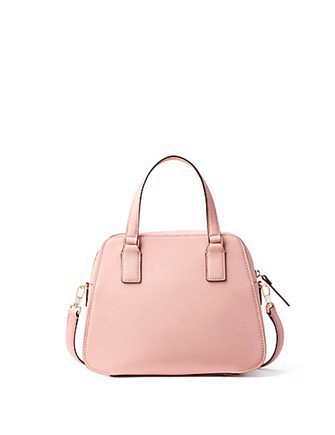 Kate Spade New York Rambling Roses Rose Little Babe Satchel