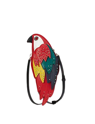Kate Spade New York Rio Parrot Crossbody