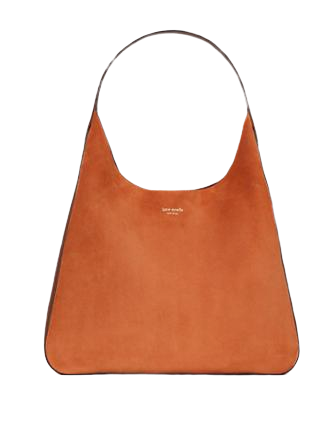 Kate Spade New York Rita Suede Large Hobo Bag