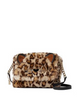 Kate Spade New York Run Wild Leopard Print Muff