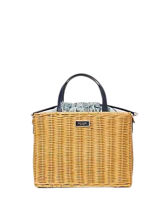 Kate Spade New York Sam Wicker Medium Satchel