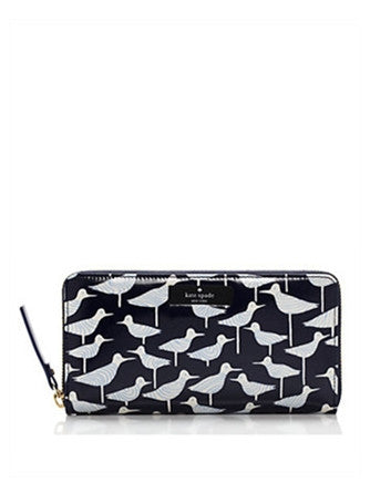 Kate Spade New York Daycation Neda Sandpiper Continental Wallet