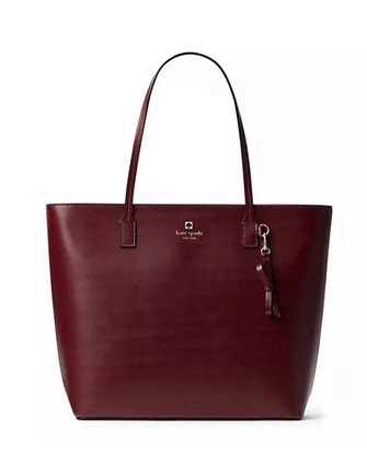 Kate Spade New York Sawyer Street Tori Leather Large Tote