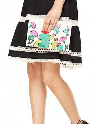 Kate Spade New York Scenic Route Cactus Sima Crossbody