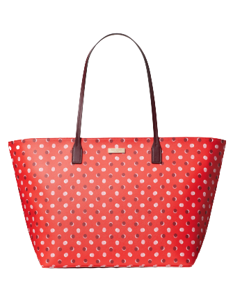Kate Spade New York Shore Street Fiesta Dot Margareta Tote