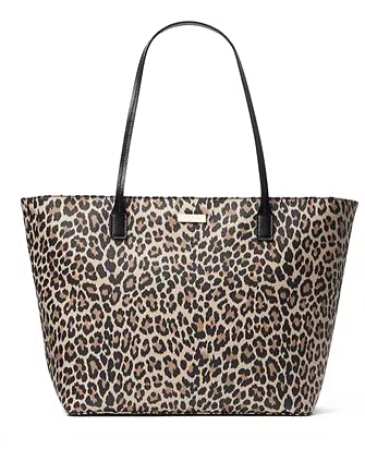 Kate Spade New York Shore Street Leopard Margareta Tote
