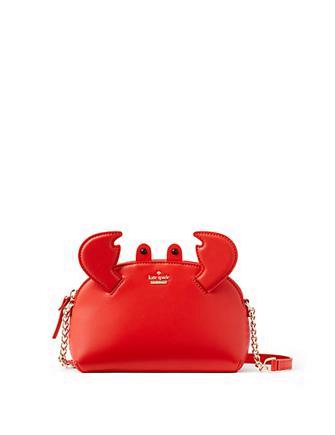 Kate Spade New York Shore Thing Crab Hilli Crossbody