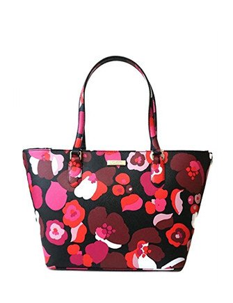 Kate Spade New York Small Dally Laurel Way Floral Tote