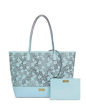 Kate Spade New York Small Margareta Bradford Court Floral Tote