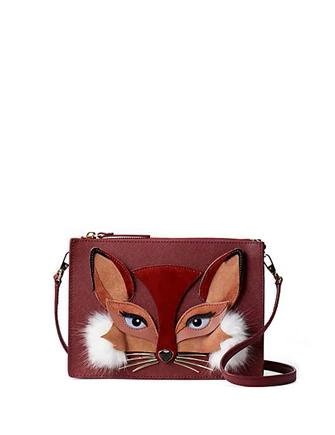 Kate Spade New York So Foxy Clarise Crossbody