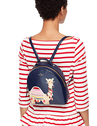 Kate Spade New York Spice Things Up Camel Sammi Backpack