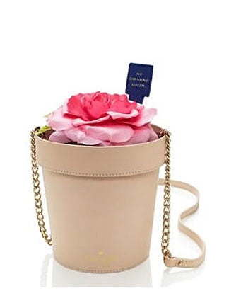 Kate Spade New York Spring Forward Flowerpot Crossbody