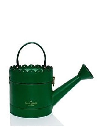 Kate Spade New York Spring Forward Watering Can Clutch