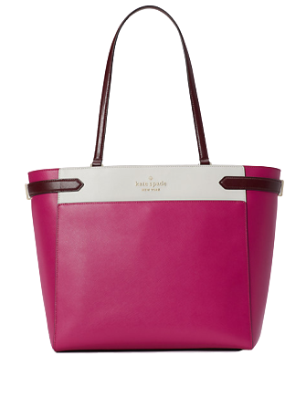 Kate Spade New York Staci Colorblock Laptop Tote