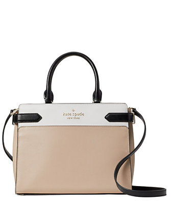 Kate Spade New York Staci Colorblock Medium Satchel
