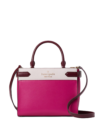 Kate Spade New York Staci Colorblock Small Satchel