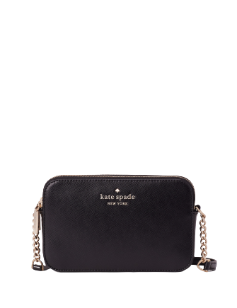 Kate Spade New York Staci Double Zip Small Crossbody