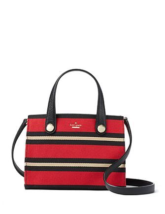 Kate Spade New York Stewart Street Fabric Little Joy Satchel