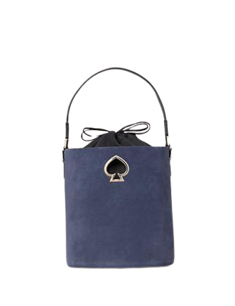 Kate Spade New York Suzy Suede Small Bucket Bag