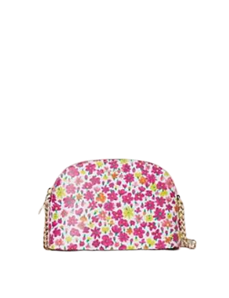 Kate Spade New York Sylvia Marker Floral Small Dome Crossbody