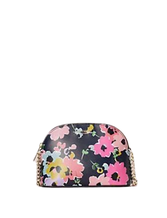 Kate Spade New York Sylvia Wildflower Bouquet Small Dome Crossbody