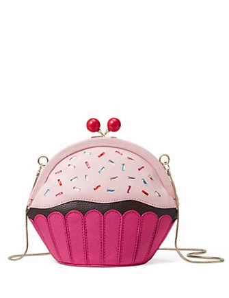 Kate Spade New York Take The Cake Cupcake Crossbody