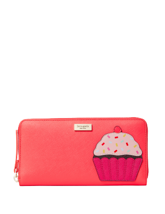 Kate Spade New York Take The Cake Neda Cupcake Wallet